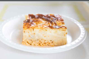 Pastitsio - delivery menu