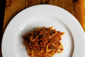 Bolognese - delivery menu
