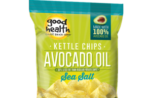 Good Health Avocado Oil Chips - delivery menu