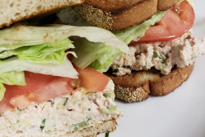Tuna Salad Sandwich - delivery menu