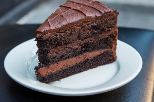 Chocolate Fudge Cake (24 HOUR NOTICE REQUIRED) - delivery menu