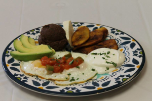 Huevos Rancheros - delivery menu