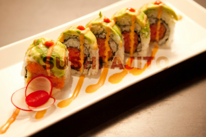 Green Carpet Roll - delivery menu
