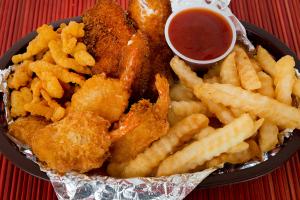 Seafood Platter - delivery menu