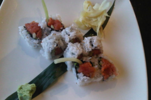 Spicy Tuna Rolll - delivery menu