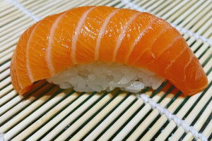 Salmon (Sake) - delivery menu