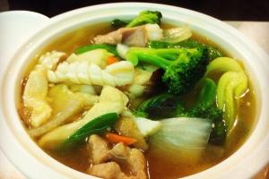 52. Quart House Special Soup - delivery menu