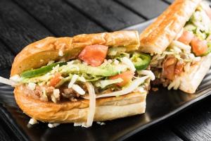 Chicken Grilled Sandwich - delivery menu
