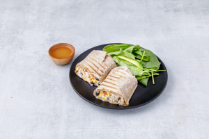 2. Southwest Wrap  - delivery menu
