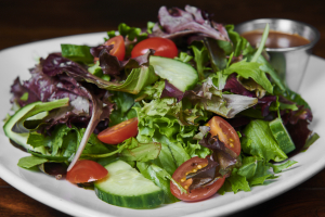 Mixed Greens Salad - delivery menu