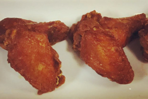 13. Fried Chicken Wing - delivery menu
