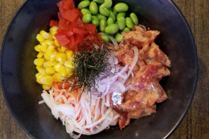 Tabasco Spicy Tuna Poke Bowl - delivery menu