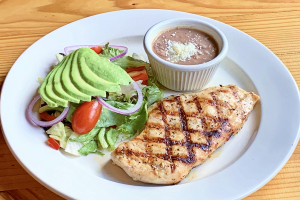 Grilled chicken breast  - delivery menu