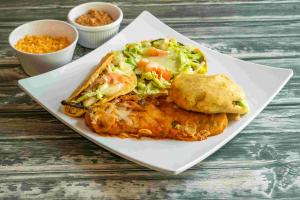 El Paso Combo - delivery menu