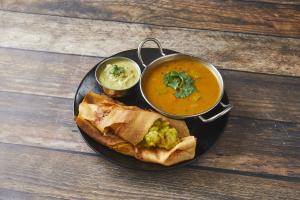 Mysore Masala Dosai - delivery menu