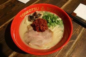 Spicy Tonkotsu Ramen - delivery menu