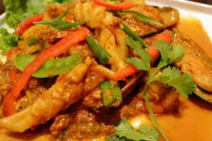 Karee Seafood - delivery menu