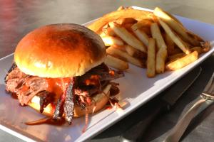 Smoked Brisket Sandwich - delivery menu