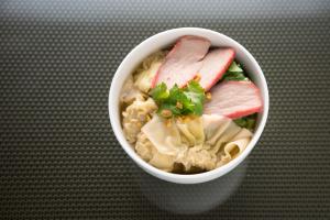 16. Wonton Soup - delivery menu