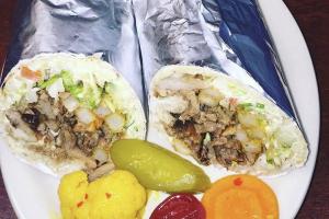 Lafa Sandwich - delivery menu