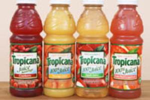 16 oz. Tropicana Juice - delivery menu
