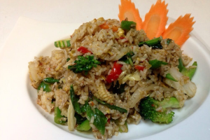 Spicy Basil Fried Rice - delivery menu