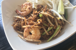 L6. Pad Thai Lunch Special - delivery menu