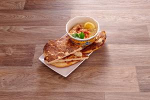 Baba Ghanouj - delivery menu