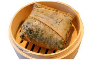 Sticky Rice Wrapped in Lotus Leaf - delivery menu