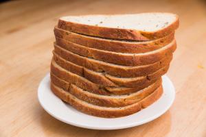 Slice of Rye Bread - delivery menu
