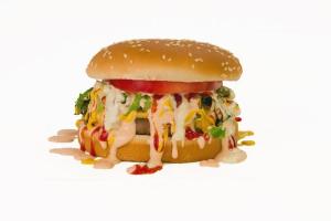 8. Puerto Rican Burger - delivery menu