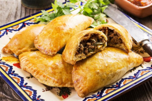 Homemade beef Burek (2 pieces) - delivery menu