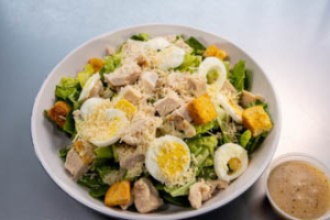 Classic Chicken Caesar Salad - delivery menu
