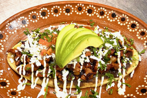 Huaraches - delivery menu