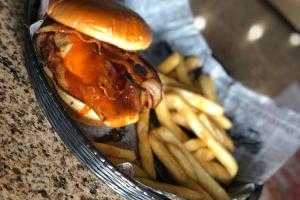Blue Buffalo Burger - delivery menu
