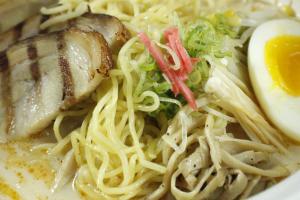 Tonkotsu Garlic Ramen - delivery menu