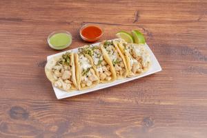 5 Piece Classic Soft Tacos - delivery menu