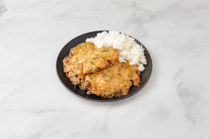 61. Vegetable Egg Foo Young - delivery menu
