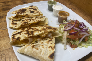 Chicken American Quesadilla - delivery menu