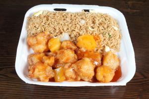 SP7a. Hawaii Chicken - delivery menu