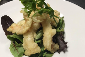 Rock Shrimp - delivery menu