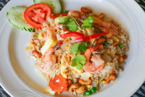 Pineapple Fried Rice - delivery menu