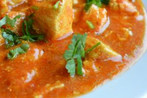 30. Chicken Tikka Masala - delivery menu
