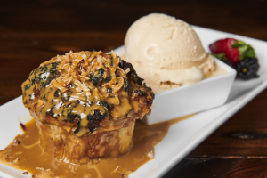 Coconut Bread Pudding - delivery menu