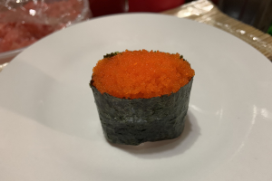Flying Fish Roe (Tobiko) - delivery menu