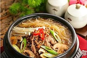 Bulgogi Stew - delivery menu
