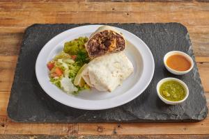 Bistec Burrito - delivery menu
