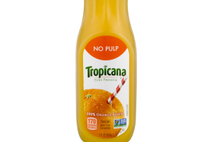 Tropicana Juice - delivery menu