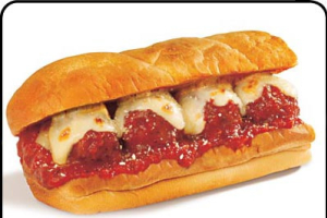 Meatball Grinder - delivery menu