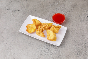 Crab Rangoon - delivery menu